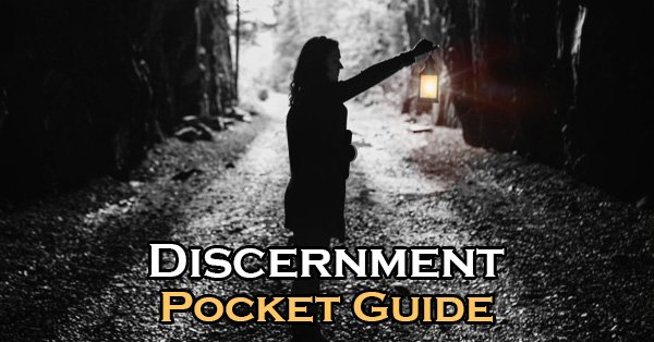 Discernment Pocket Guide
